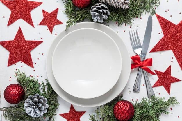 como comer sano en navidad